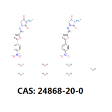 Dantrolene Sodium Pharmaceutical Api CAS	24868-20-0
