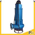 Pompe à lisier submersible centrifuge à succion de sable pour l'exploitation minière