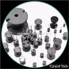 Núcleo del tambor de la ferrita de la alta permeabilidad de DR2W 5X7 EMI para el inductor del poder