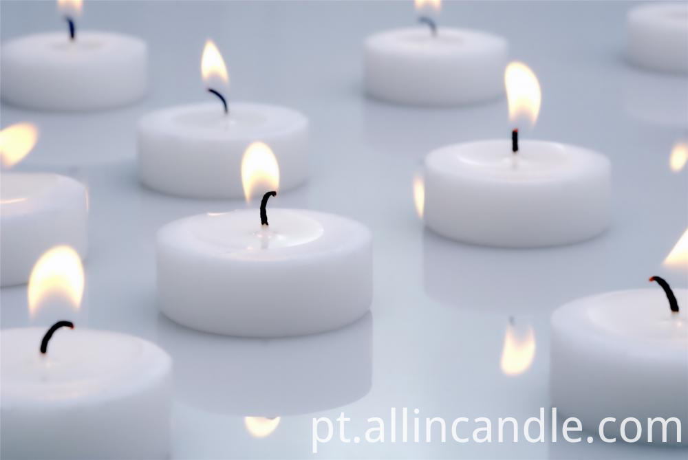 no smell tealight candle