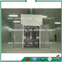 Máquina industrial de la secadora de fruta vegetal de China