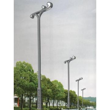 Farola LED de grafeno