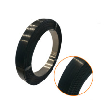 iron real metal tape manual and machine packing zinc cord buckles strapbandtapestrip hot rolled low carbon steel strap