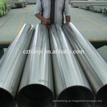 China fabricante profissional tubo de aço inoxidável 38 milímetros
