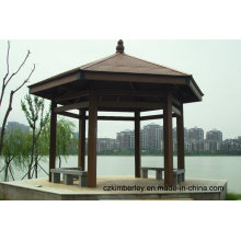 Umweltfreundlicher WPC Pavillon aus China