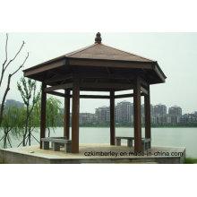 Экологически чистый павильон WPC из Китая