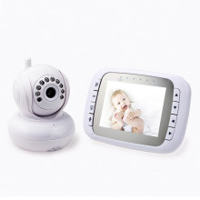 Monitor de video inalámbrico infantil Pan y Tilt Baby Monitor
