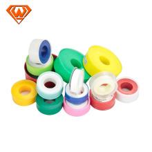 Резьбы трубы запечатывания PTFE сантехников красочные ленты