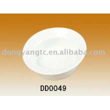 Factory direct wholesale white porcelain dishes