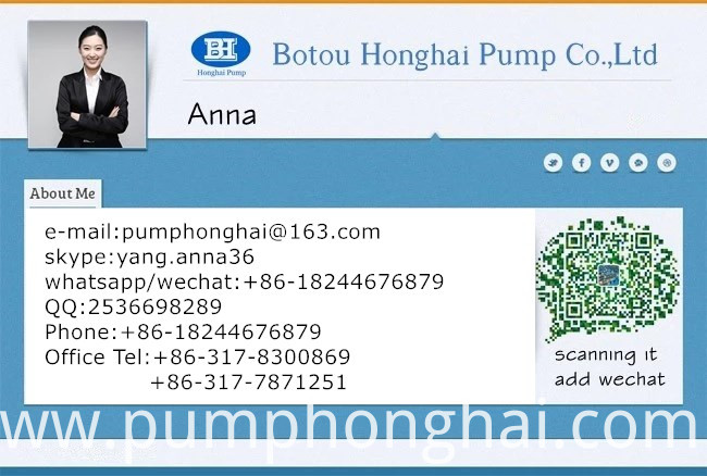 pump factory contact way