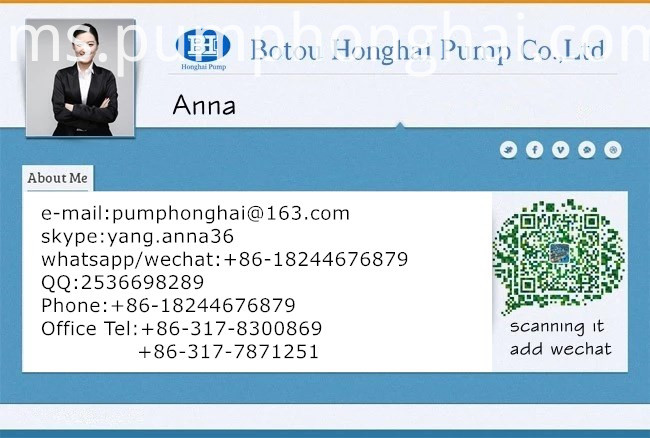 Water Suction Centrifugal Pump