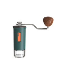 Adjustable Conical Manual Coffee Mill Portable Burr Coffee Grinder Stainless Steel Mini Hand Coffee Grinder Machine