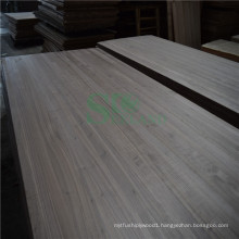 Black Walnut Wood Used on Wall Panel for Decoration