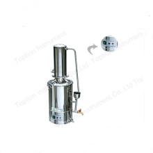 Из нержавеющей стали Внутренний купол портативный Дистиллятор воды 1.5 л/ч