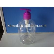 Мытье рук бутылки