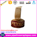 Petroleum tape for marine vessel corrosion control