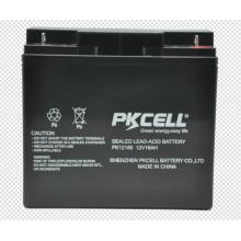 Оптовая PKCELL MF загерметизировал свинцовокислотную батарею 12V 18ah для скутер/ИБП