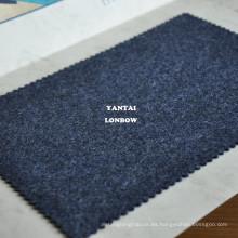 Tela de lana azul 100% lana de alta calidad de la Fuerza Aérea