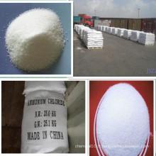 Chlorure d'ammonium de qualité industrielle