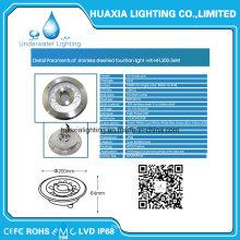 IP68 LED Fountain Light Underwater Pool Light
