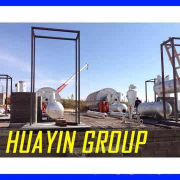 Sole Lab Fuel Oil Distillation To Diesel Fuel Equipment Good Final Quality Oil