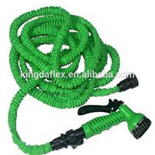 25ft, 50ft, 75ft, tuyau flexible extensible de jardin de tuyau flexible de 100ft