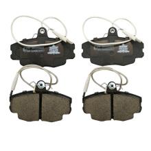 Backing plate gold brake pads for ford explorer 2008