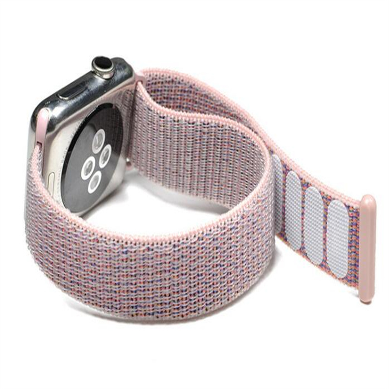 nylon apple velcro strap