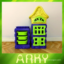 Étagère pour jouets en plastique pour enfants de haute qualité