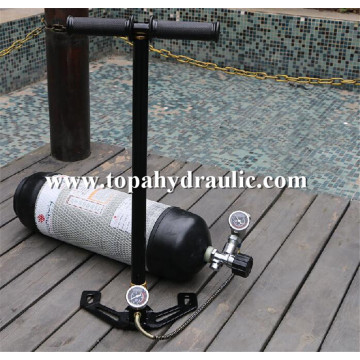 30mpa 4 stage hand pump for sale