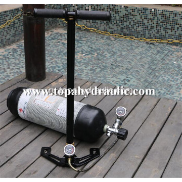 Air tanks cylinder pcp pump bottle