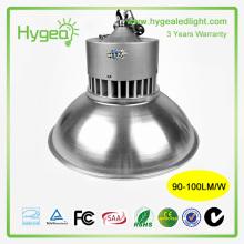 Vente chaude Site de chantier Lampe à usages spéciaux 50W Led High Bay Light