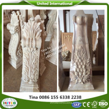 wood carving corbel
