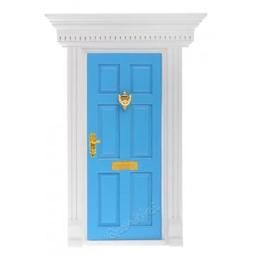 Multicolor of the Yorktown Door