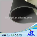 High quality cloth insertion rubber sheet