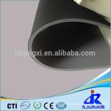 Высокое качество ткань резиновый лист вставки
