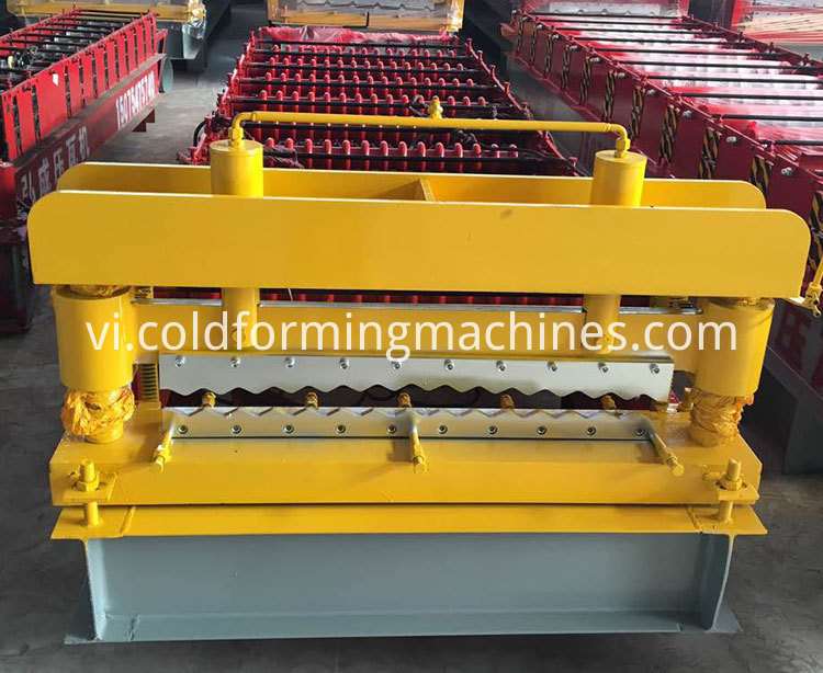 Corrugated Roof Roll Forming Machine 14