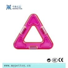 Los bloques magnéticos de juguete de auto-ensamblar los niños de juguete