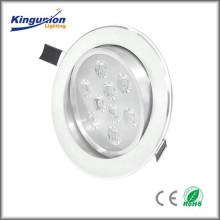 Garantía de Comercio KIngunion Lighting Lámpara de techo LED Serie CE RoHS CCC 9w