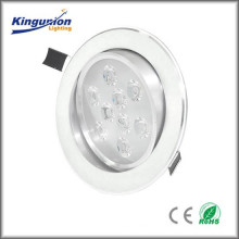 Trade Assurance KIngunion Lighting Lâmpada de teto LED Série CE RoHS CCC 9w