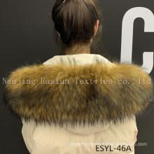 Fur Stripe and Fur Collars Esyl-46A