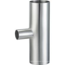 Нержавеющая сталь 304 316L 3A Санитарно-восстановительный сварной тройник