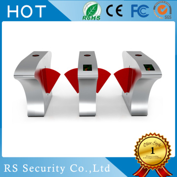Face Recognition Corrosion Protection Flap Barrier