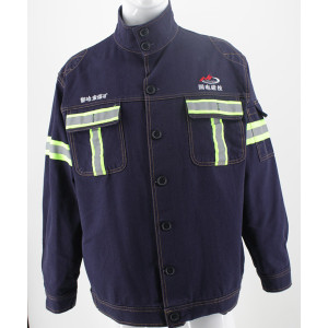 Dupont Nomex Electrical Power Status Grid Suit