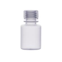 Botella de reactivo PP de boca estrecha de 30 ml de tamaño múltiple de calidad