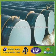 Тонкая стенка Антикоррозийная сталь Стальные трубы большого диаметра