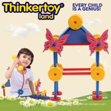 Umwelt-Plastik-Bausteine für Kinder