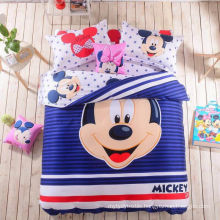 Cartoon design 100% polyester printed fabric