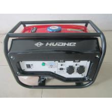 Grupo de generador de gasolina 2kw Plasitic HH3305-D