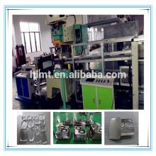 Aluminiumfolienwannenpressmaschine 45tons mit zwei Hohlräumen